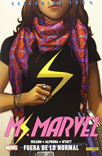 Ms. Marvel 1. Fuera De Lo Normal (100% marvel)