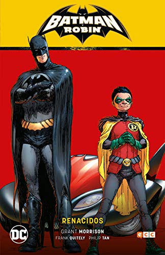 Batman y Robin Vol. 01: Batman y Robin Parte 1)