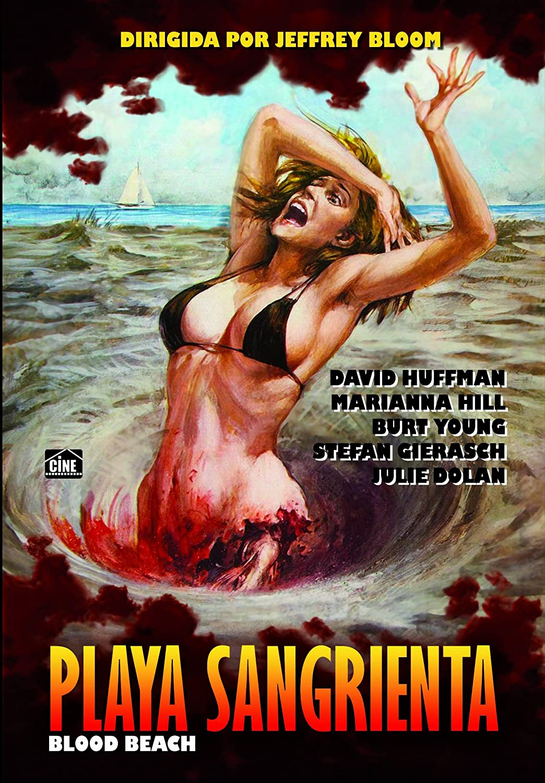 'Playa sangrienta' en dvd