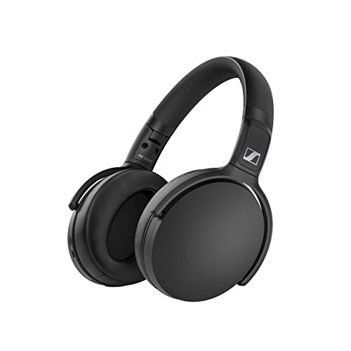 Sennheiser Auricular HD 350BT Wireless Plegable, Alrededor de la oreja, Negro