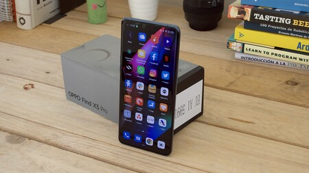 Oppo Find X3 Pro Review Xataka Recurso