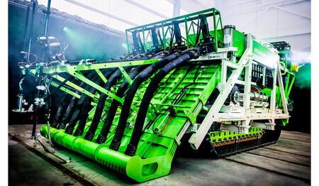 Deep Sea Mining Technology Subsea Crawler Vehicle