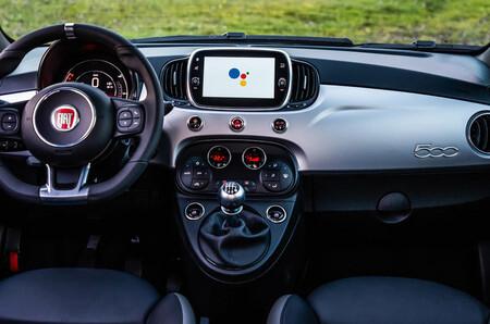 Fiat 500 Google