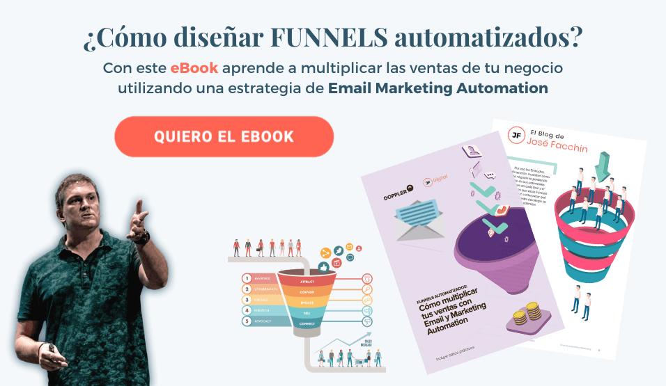 ¡Descarga mi eBook sobre FUNNELS automatizados!
