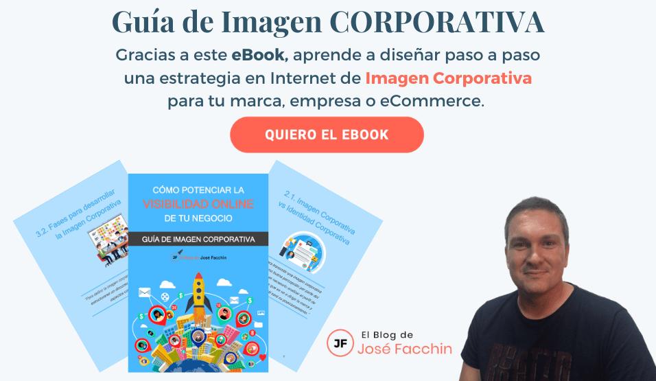 ¡Descarga mi eBook sobre Imagen Corporativa!