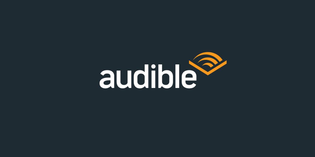 Suscripción a Audible, el servicio de podcasts y audiolibros de Amazon