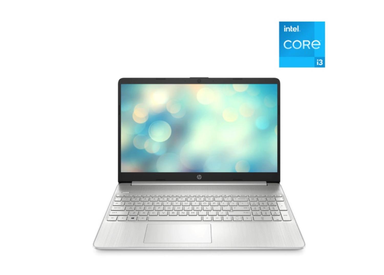 Portátil HP 15s-fq2085ns, i3, 8GB, 256GB SSD, FreeDOS / Sin Sistema Operativo