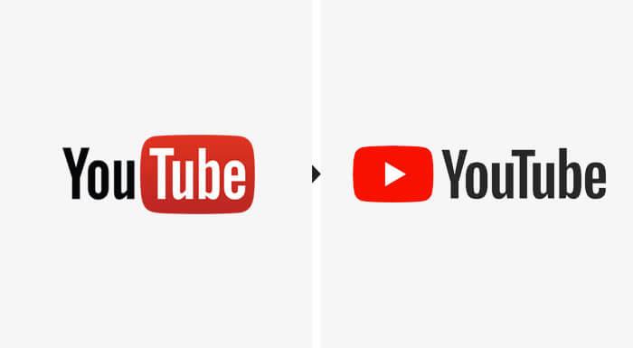 Rebranding de YouTube