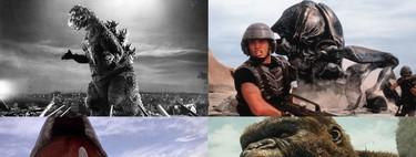 Las 14 mejores películas con monstruos gigantes