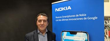 """""""La llegada de fabricantes chinos al mercado creo que no está afectando de manera positiva"""", Alberto Matrone, directivo de HMD Global"""