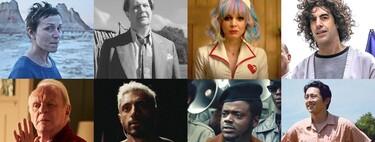 Las ocho nominadas a mejor película en los Óscar 2021 ordenadas de peor a mejor