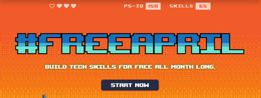 Aprovecha gratis los más de 7000 cursos online de tecnología en Pluralsight durante todo abril