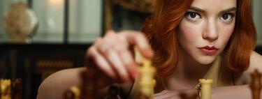 Así resuelve 'Gambito de dama' el reto de convertir la tensión de una partida de ajedrez en un espectáculo audiovisual arrollador