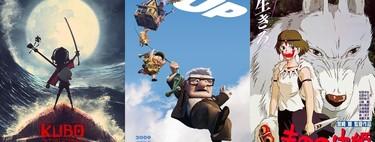 Las 29 mejores películas de animación de la historia