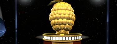 """Los Razzie son peores que las películas que """"premian"""" y estas 23 nominaciones lo demuestran"""