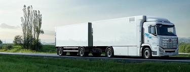 El hidrógeno no tiene futuro como combustible de coches o camiones, según Transport & Environment: es muy poco eficiente