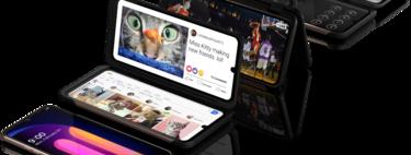 LG y la inconsistencia: cuando la doble pantalla puede no ser suficiente argumento de compra