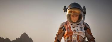¿Podría un astronauta sobrevivir como Matt Damon en 'Marte (The Martian)'?