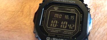 El Casio G-Shock de 1983 se renueva 35 años después con una característica singular: soporte Bluetooth