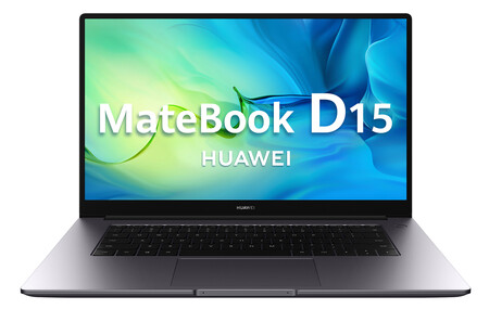 Huawei Matebook D 15 Intel Space Gray 11