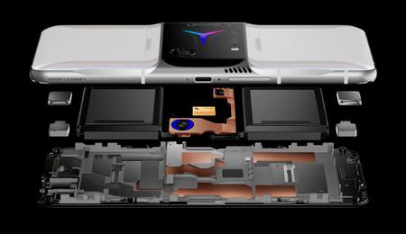 Lenovo Legion Phone Duel 2 Titanium White Ata