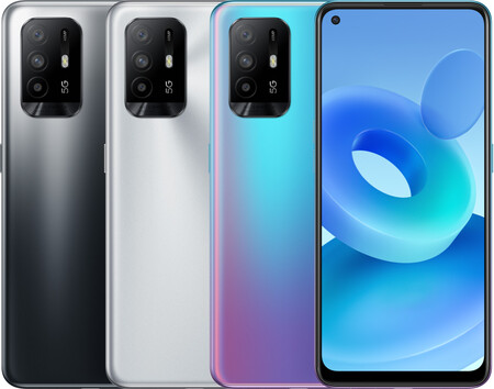 Oppo A95 5g Colores
