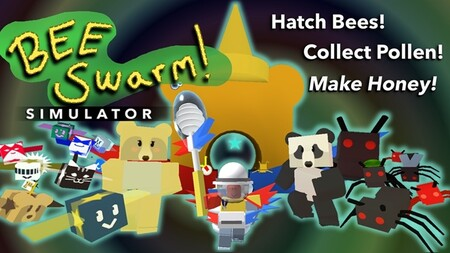 Bee Swarm Simulator