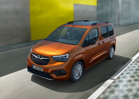 Opel Combo E-Life
