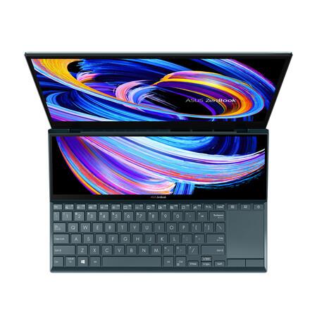 Asus Zenbook Duo 14 Ux482 02