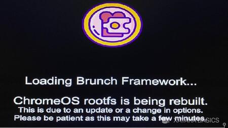 Reconstruye Chrome Os
