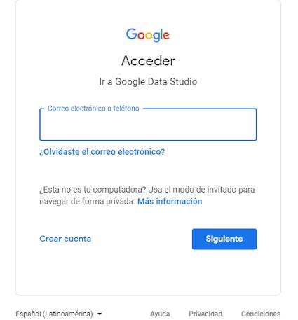 Acceder a Google