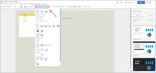 Añadir elementos gráficos